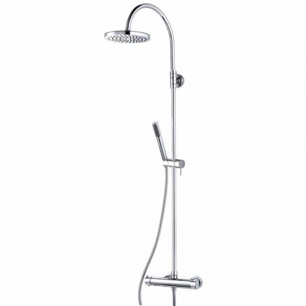 Bossini Ensemble de douche   OKI COLUMN avec mitigeur Thermostatique