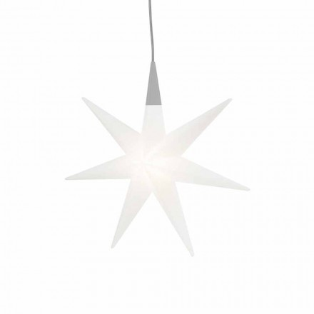 Lampe à Suspension Intérieur Led Design Moderne, Star - Pandistar