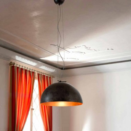 Suspension de design moderne Moonlight par Aldo Bernardi