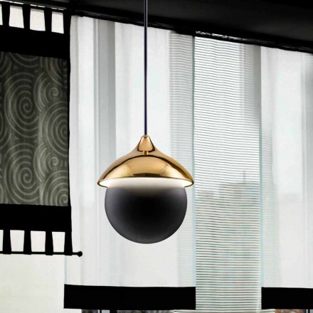Lampe suspension moderne en céramique I Lustri 9