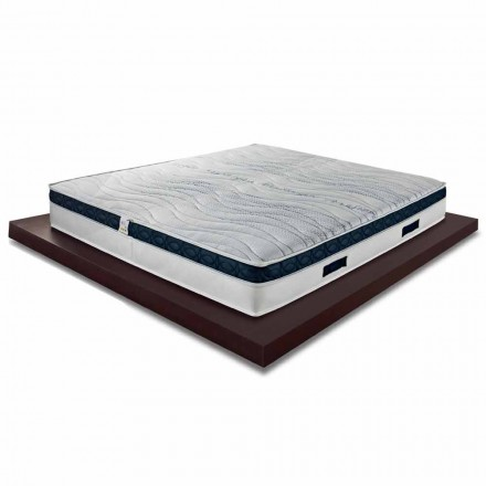 Matelas simple de haute qualité 22 cm en mémoire Made in Italy - Duran