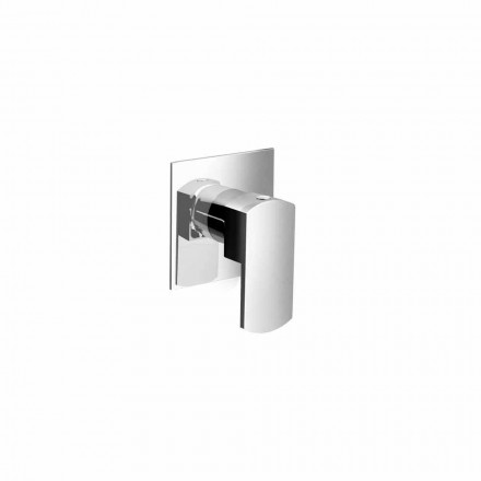 Mitigeur de douche encastrable de design Made in Italy - Sika