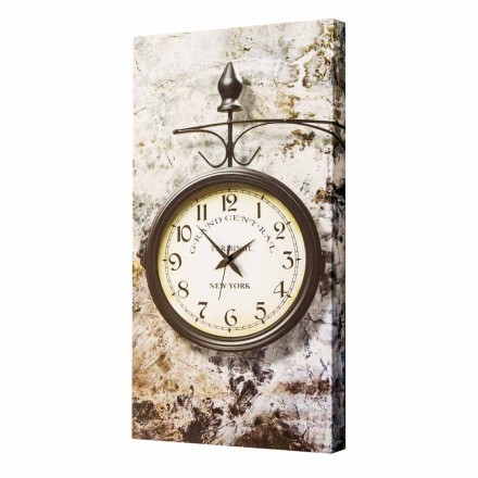 Horloge murale décorative de design contemporain Sam