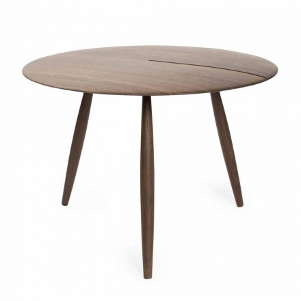 Table basse en noyer massif ou frêne Made in Italy - Maxime